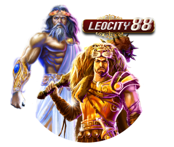 Leocity88 Slot Game logo