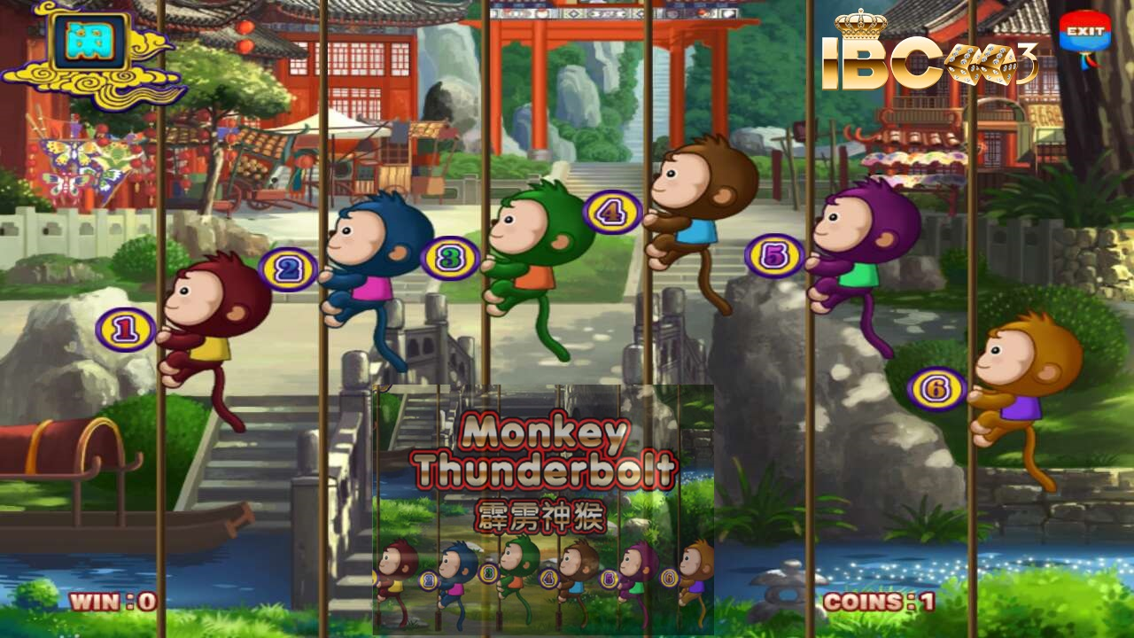 Monkey-thunderbolt-scr888